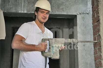 Markov, the construction man